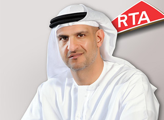 Ahmed Bahrozyan, CEO of RTA's Licensing Agency