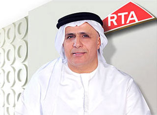 HE Mattar Al Tayer, Director General and Chairman of the Board of Directors of Roads and Transport Authority (RTA)