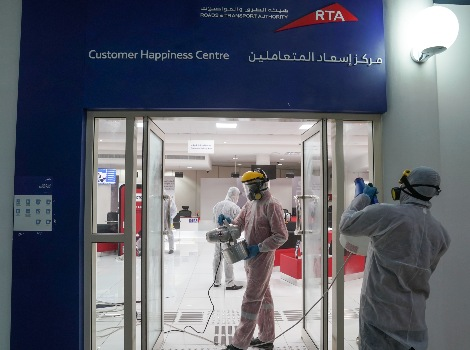 Article image of RTA closes, adjusts business hours of customer centres until April 9th, 2020