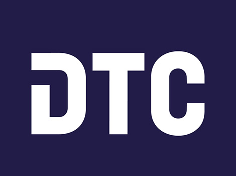 an image of the new DTC identity