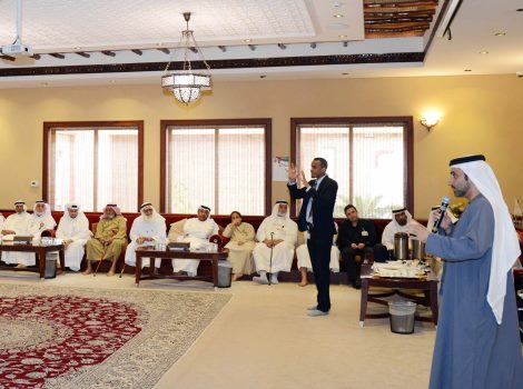 Customers Council discusses needs, suggestions & services of Rashidiya residents in coop with CDA